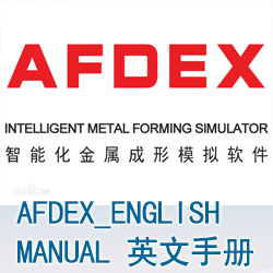 AFDEX_English manual 英文手册